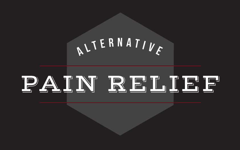 cannabis for alternative pain relief