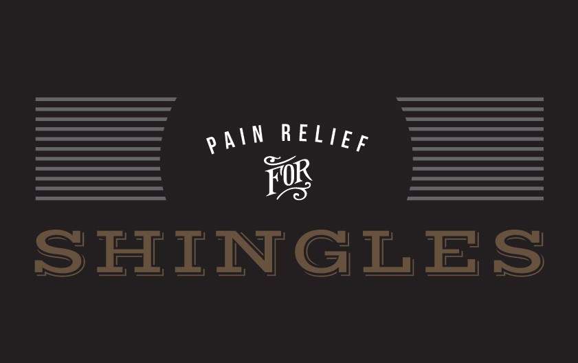 pain relief from shingles